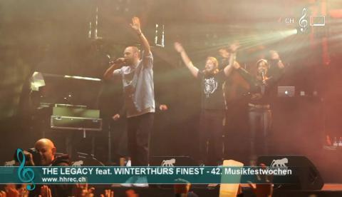 The Legacy - 42. Winterthurer Musikfestwochen (live)