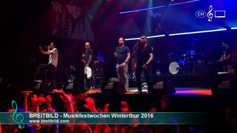 Breitbild - Live an den 41. Winterthurer Musikfestwochen