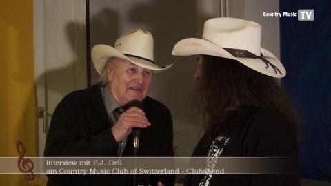P.J. Dell - Interview in Dietikon