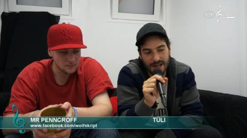 Tüli - Interview an den 41. Musikfestwochen