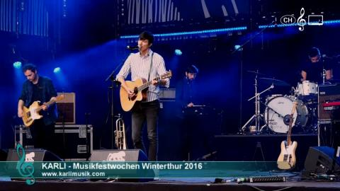 Karli - 41. Winterthurer Musikfestwochen (3)
