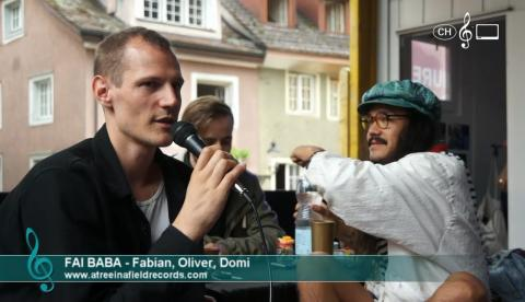 Fai Baba - Interview an den Musikfestwochen in Winterthur