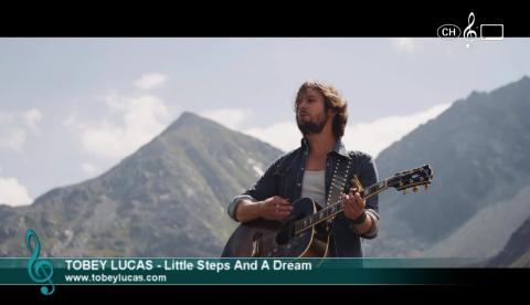 Tobey Lucas - Little Steps And A Dream
