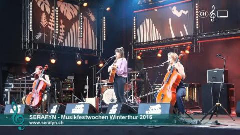 Serafyn - 41. Winterthurer Musikfestwochen (2)