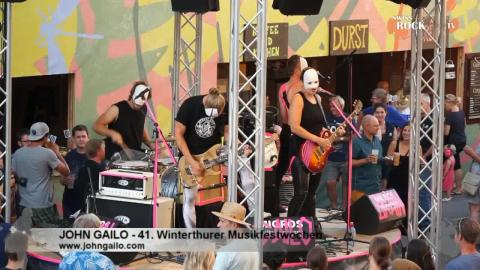 John Gailo - Live (1) at 41. Musikfestwochen