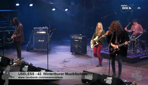 Useless - 42. Winterthurer Musikfestwochen (5)