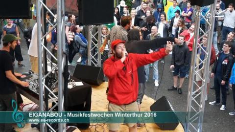 Eigänabou - 41. Musikfestwochen Winterthur (3)