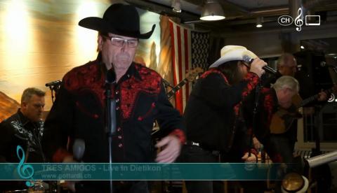 Tres Amigos - CMC in Dietikon 2016 (Live, 10)
