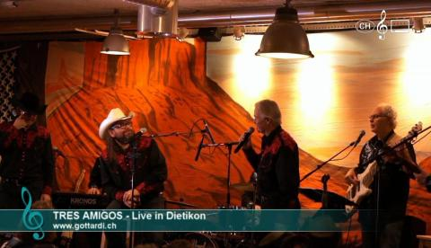 Tres Amigos - CMC in Dietikon 2016 (Live, 6)