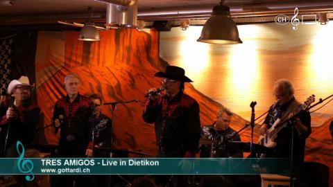 Tres Amigos - Friendship - CMC in Dietikon 2016 (Live, 2)