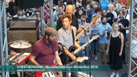 Cheekbonians - 41. Winterthurer Musikfestwochen (3)