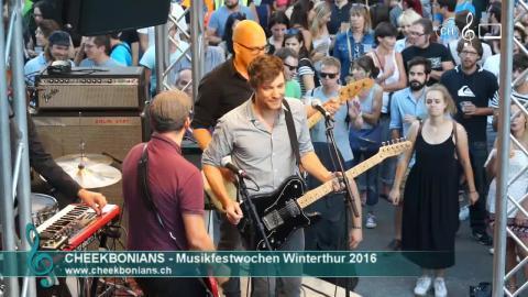 Cheekbonians - 41. Winterthurer Musikfestwochen (5)
