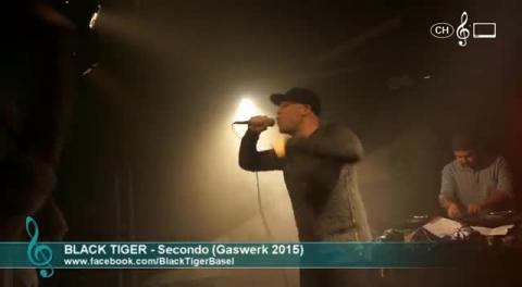 Black Tiger - Secondo (live)