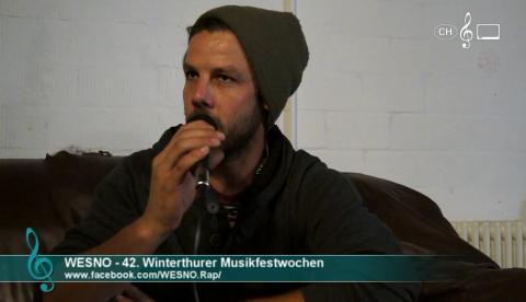 Wesno - Interview an den 42. Winterthurer Musikfestwochen