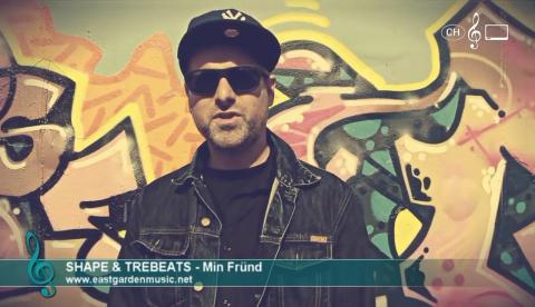 Shape & TReBeats - Min Fründ