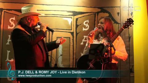 PJ Dell & Romy Joy - Falling In Love