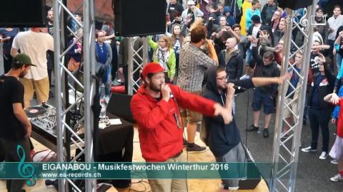 Eigänabou - Früelig, Früelig (live, MFW 2016)