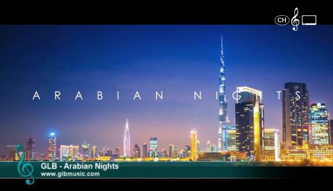 GLB - Arabian Nights