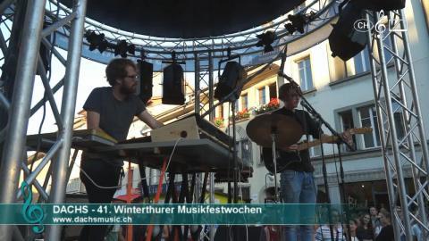 Dachs - Live at 41. Musikfestwochen (3)
