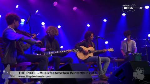 The Pixel - Live at 41. Musikfestwochen (2)