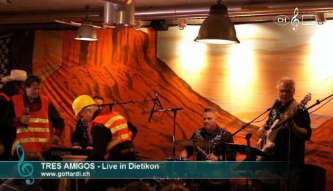 Tres Amigos - CMC in Dietikon 2016 (Live, 8)