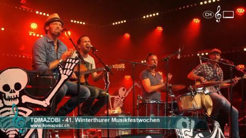 Tomazobi - Live at 41. Musikfestwochen (2)