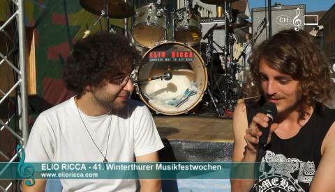 Elio Ricca - Interview an den 41. Musikfestwochen