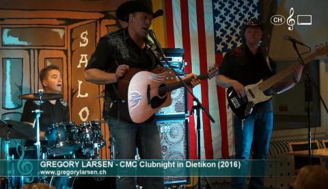 Gregory Larsen - Girlfriend (Live at CMC)