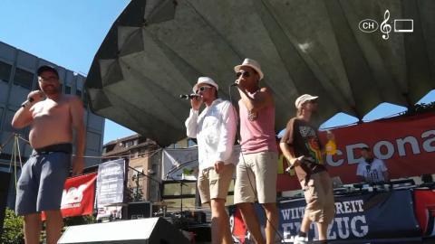Flashdigga - Rap im Stadtpark 2016 (2)