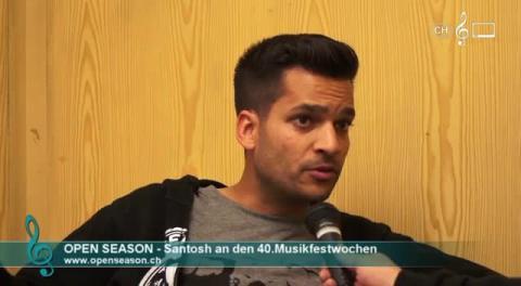 Open Season - Interview an den Musikfestwochen Winterthur