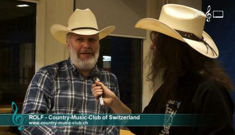 Rolf - Country-Music-Club of Switzerland 2017