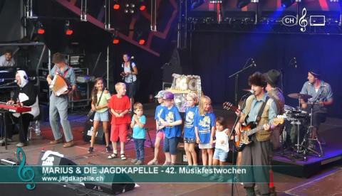Marius & die Jagdkapelle - Kaktus (live)