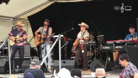 Nevada Country Band - Trucker & Country Festival Interlaken 2015 (1)
