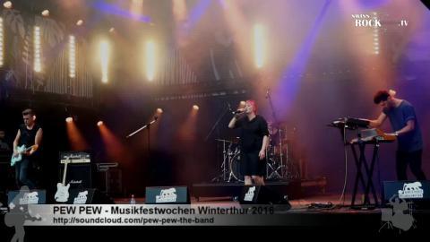 Pew Pew - Live at 41. Musikfestwochen (3)