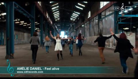 Amélie Daniel - Feel alive